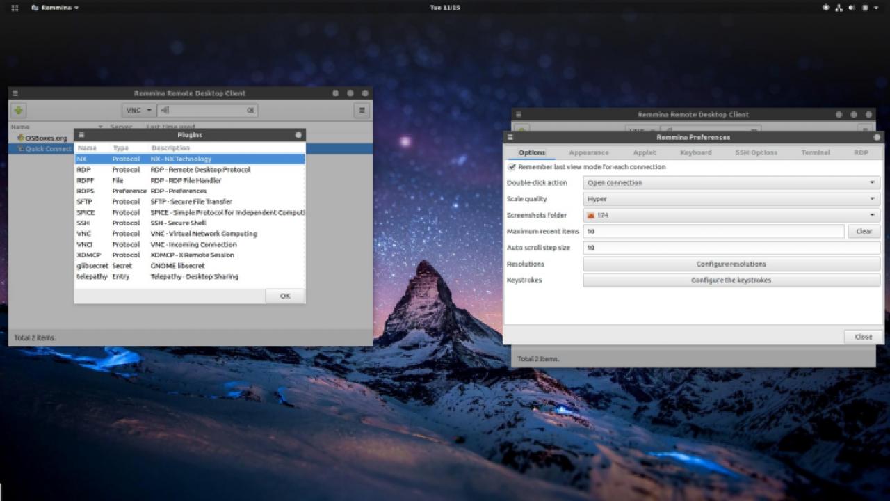 Como instalar o app de acesso remoto Remmina no Linux