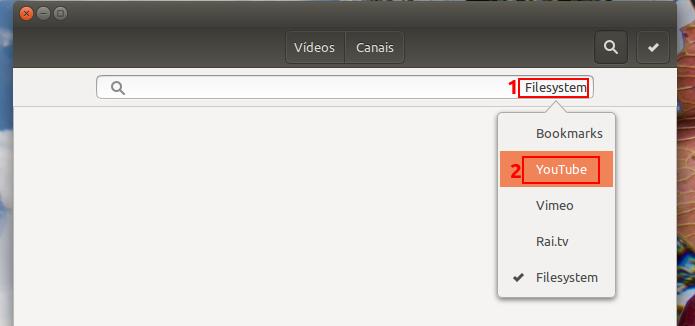 Como assistir e baixar vídeos do YouTube com o Totem