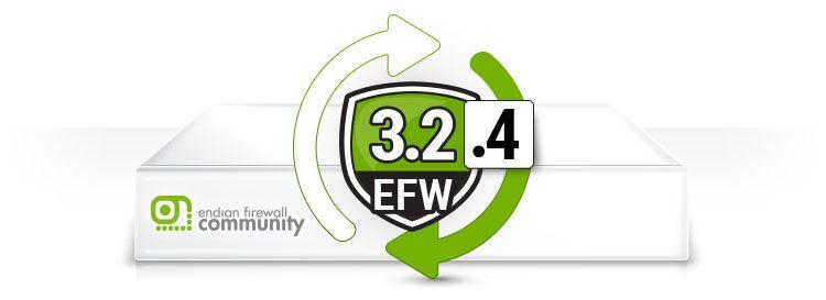 Endian Firewall Community 3.2.4 lançado – Confira as novidades e baixe