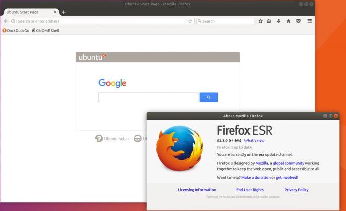 Firefox ESR no Linux - veja como instalar manualmente