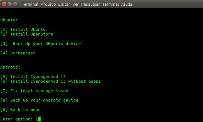 Como instalar o Ubuntu Phone e outros sistemas em dispositivos móveis