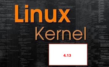 Como atualizar o núcleo do Linux para o kernel 4.13.2 no Ubuntu, Fedora, openSUSE e derivados
