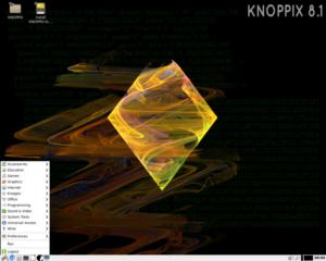 KNOPPIX 8.1 lançado - Confira as novidades e baixe