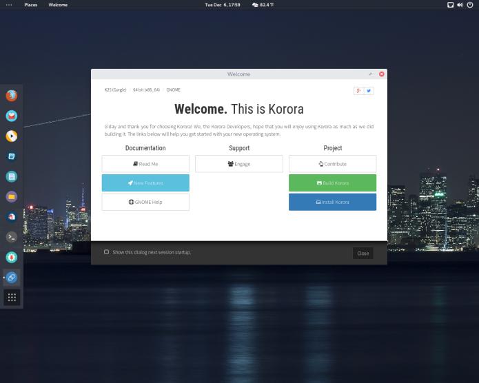 Korora 26 lançado - Confira as novidades e baixe ou atualize