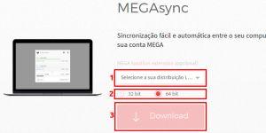 MEGAsync para Linux: Veja como instalar o cliente