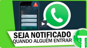 Seja notificado quando algum contato estiver online no WhatsApp