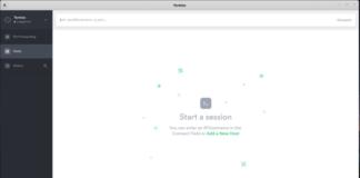Como instalar o cliente SSH Termius no LInux via Snap