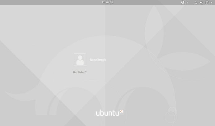 Como alterar o fundo da tela de login no Ubuntu 17.10