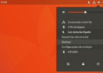 Como ativar o recurso Night Light no Ubuntu com Gnome Shell