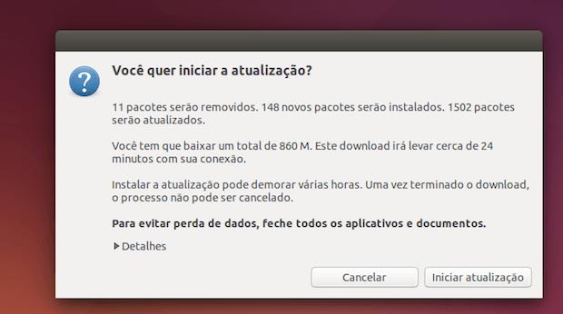 Como atualizar para o Ubuntu 18.10 na versão desktop