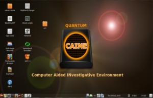 CAINE 9.0 lançado - Confira as novidades e veja onde baixar