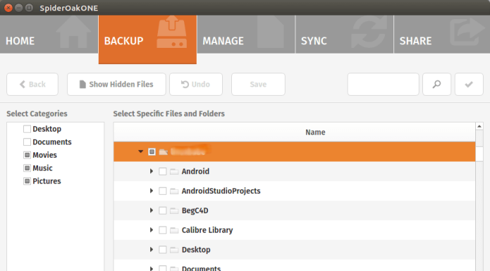 Como instalar o SpiderOak One no Ubuntu e derivados