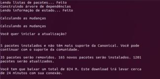 Como atualizar para o Ubuntu 17.10 via terminal (server e desktop)