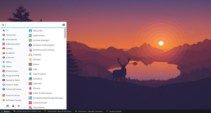 Como instalar o Brisk Menu no Ubuntu e derivados