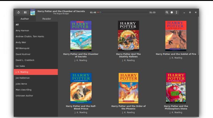 Como instalar o leitor de audiobook Cozy no Ubuntu, Debian e derivados