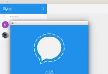 Como instalar o app Signal no Ubuntu, Mint, Debian e derivados