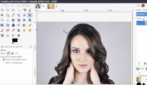 Como trocar o fundo de uma imagem com o Gimp