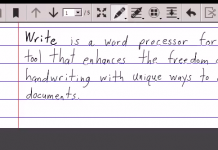 Como instalar o app de escrita livre Write no Linux