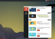 Instale o Udeler para baixar os vídeos de cursos da Udemy