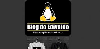 Sorteio de uma camiseta Blog do Edivaldo – Participe e concorra