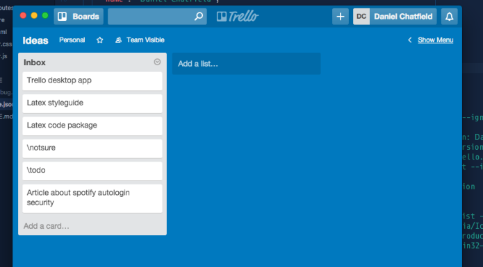 Como instalar um cliente desktop do Trello no Linux