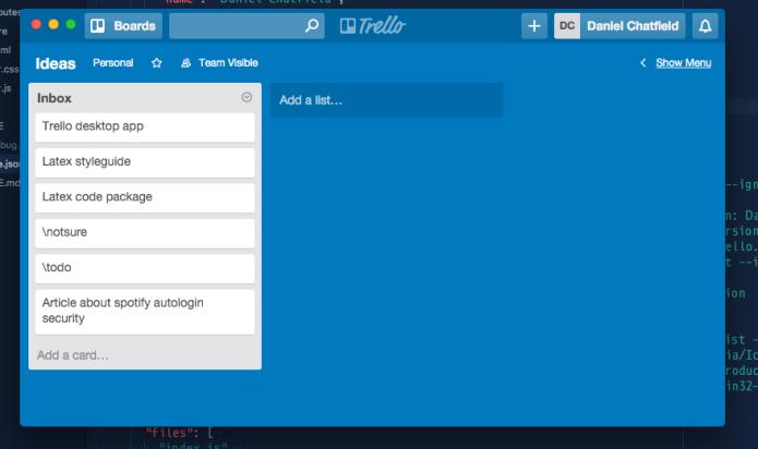 Como instalar um cliente desktop do Trello no Linux