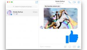 Como instalar o Facebook Messenger Caprine no Linux