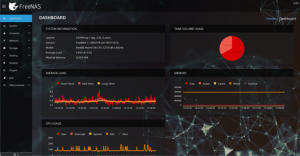 FreeNAS 11.1 lançado - Confira as novidades e baixe