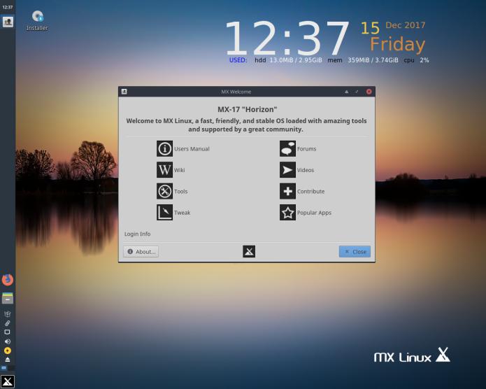 MX Linux 17 lançado - Confira as novidades e baixe