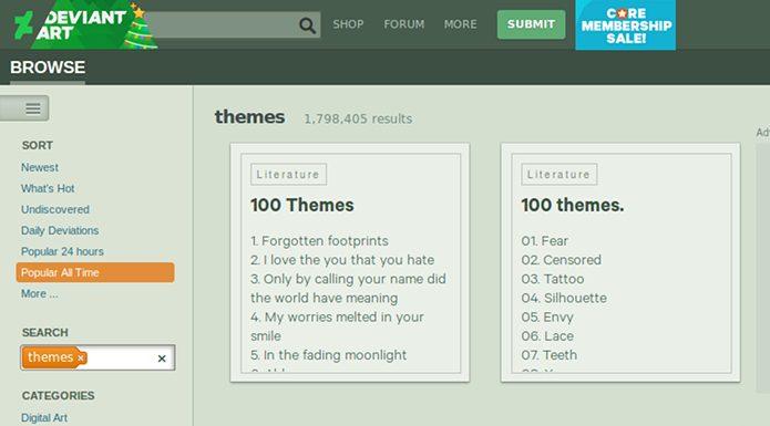 Temas e ícones para Linux - Conheça alguns lugares para encontrá-los