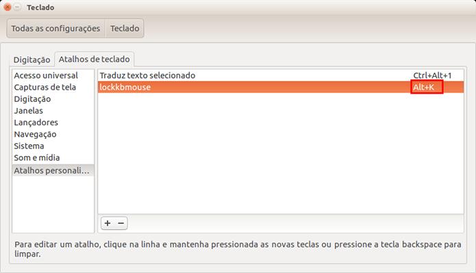 Como bloquear o teclado e o mouse no Linux com o xtrlock