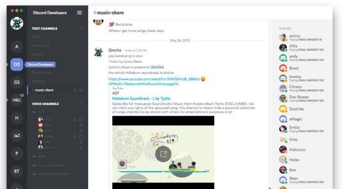 Instale o app de bate-papo para Gamers Discord no Linux via Flatpak