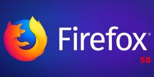 Lançado Firefox 58 com carregamento de páginas mais rápido