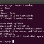 Como instalar programas no Linux via terminal