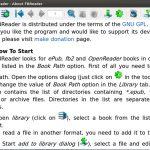 Como instalar o leitor de ebook FBReader no Ubuntu, Debian e derivados