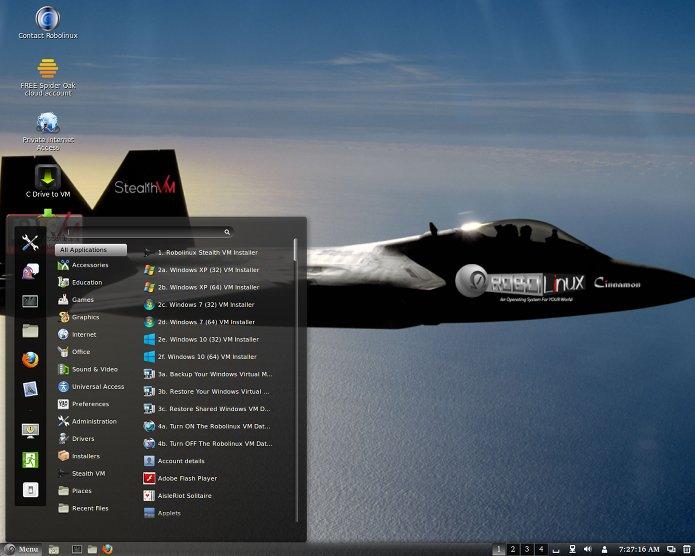 Robolinux 8.10 lançado - Confira as novidades e baixe