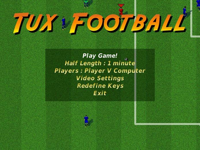 Como instalar o jogo Tux Football no Linux via Flatpak