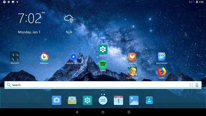 AndEX Oreo 8.1 com Google Play Store - Confira as novidades e baixe