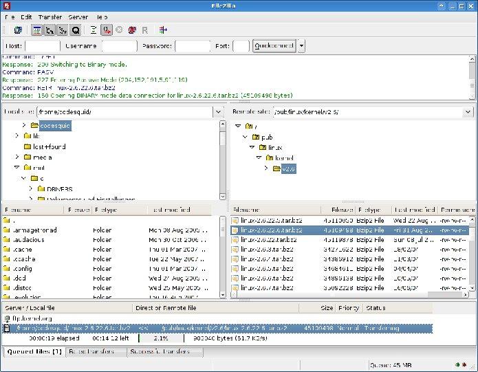 cliente fileZilla no linux via flatpak - Como instalar o editor Markdown StackEdit no Linux