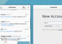 Como instalar o cliente para Twitter Corebird no Linux via Flatpak