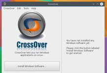Como instalar a interface para Wine CrossOver no Linux