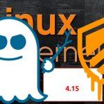 Desempenho do kernel mais recente não é afetado por Meltdown e Spectre