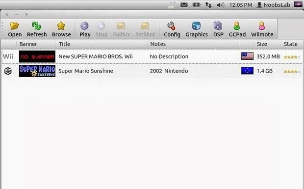 Como instalar o emulador de jogos Dolphin no Linux