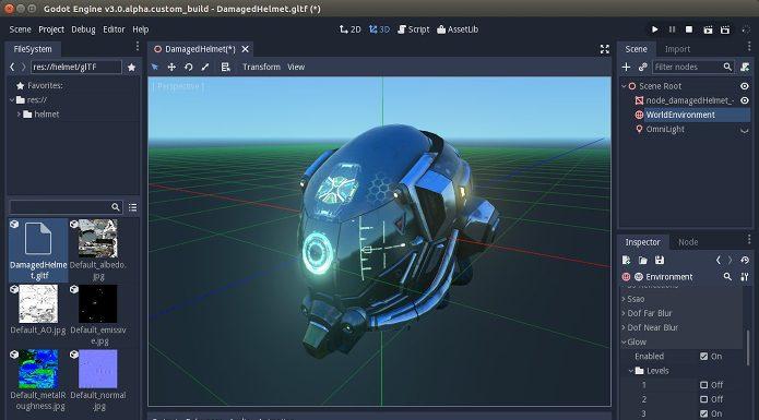 Como instalar o game engine Godot no Linux via Flatpak