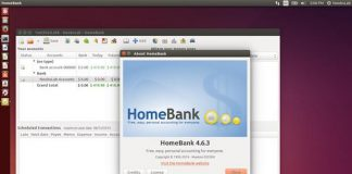 Como instalar o gerenciador financeiro HomeBank no Linux
