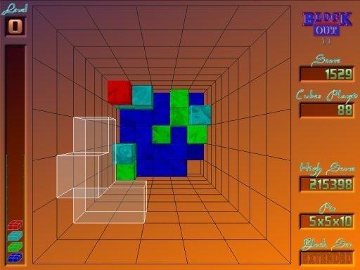 Como instalar o jogo BlockOut II no Linux via Flatpak