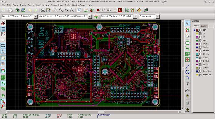 Como instalar o editor de circuitos integrados KiCad no Linux