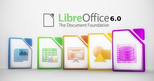 LibreOffice 6.0 já foi baixado mais de um milhão de vezes