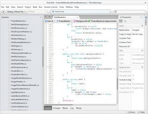 instalar a IDE MonoDevelop no Linux via Flatpak