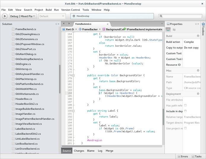 Como instalar a IDE MonoDevelop no Linux via Flatpak